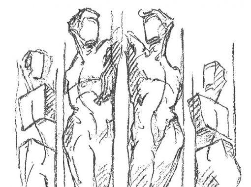 Анатомия человека для художников. Мышцы и движения тела