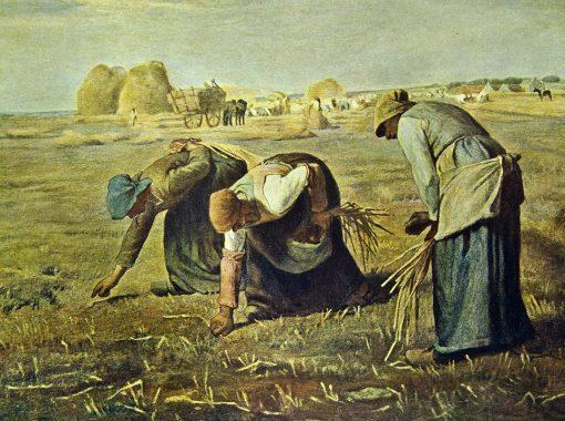 Композиция в живописи на примерах из искусства Нового времени