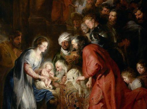 Композиция в живописи на примерах из искусства Возрождения и Просвещения
