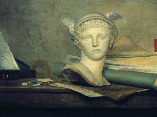 Композиция в живописи. Опыт и воображение