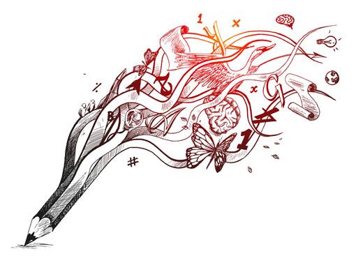 Как научиться рисовать самостоятельно: 4 практики для начинающих
